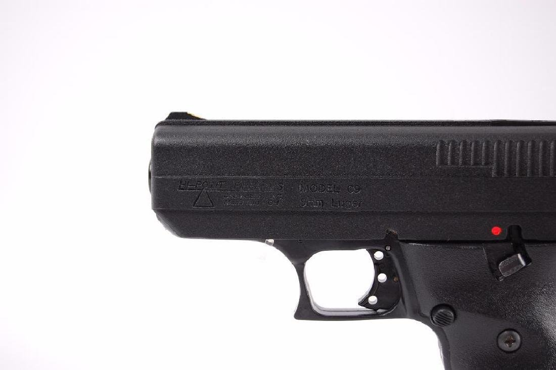 Hi-Point Firearms Model C9 9mm Luger Semi Automatic - 2
