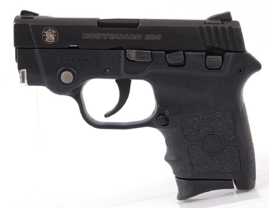 Smith and Wesson Bodyguard 380 Auto Semi Automatic