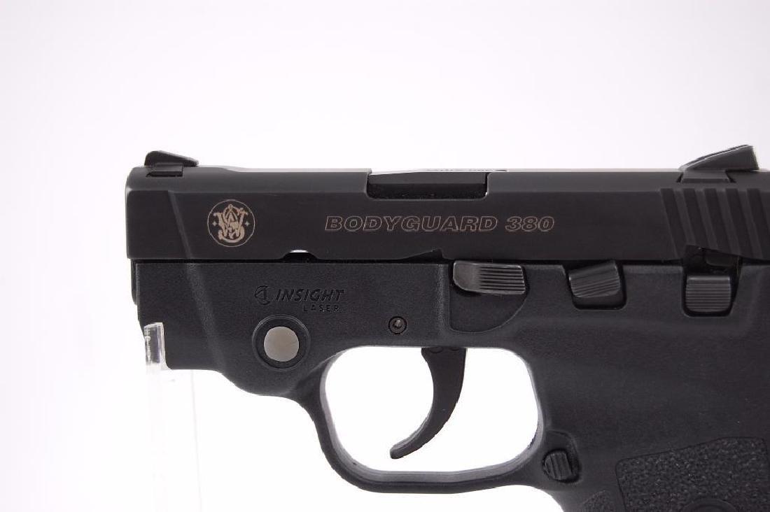 Smith and Wesson Bodyguard 380 Auto Semi Automatic - 2