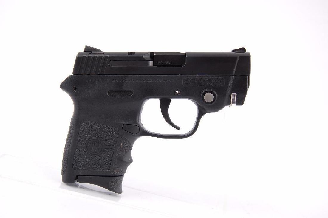 Smith and Wesson Bodyguard 380 Auto Semi Automatic - 3