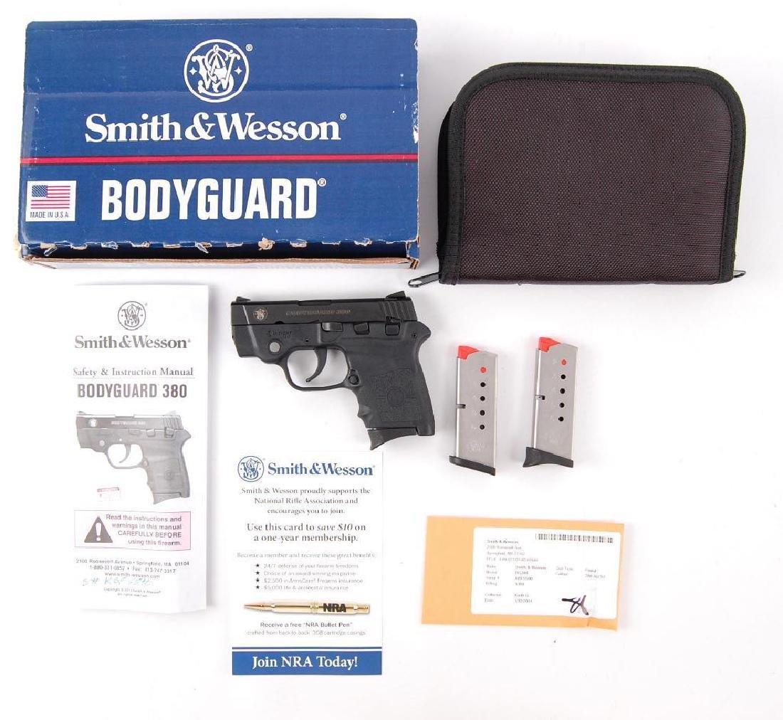 Smith and Wesson Bodyguard 380 Auto Semi Automatic - 5