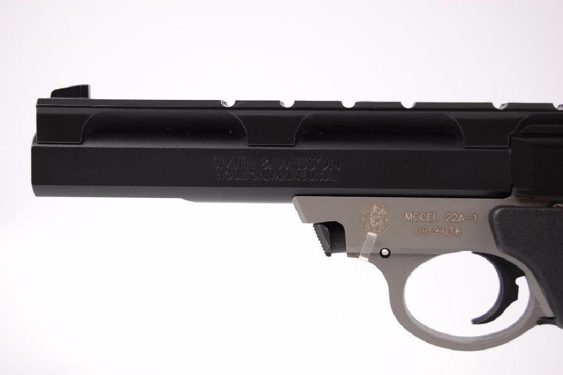 Smith and Wesson Model 22A-1 .22 Long Rifle Semi - 2