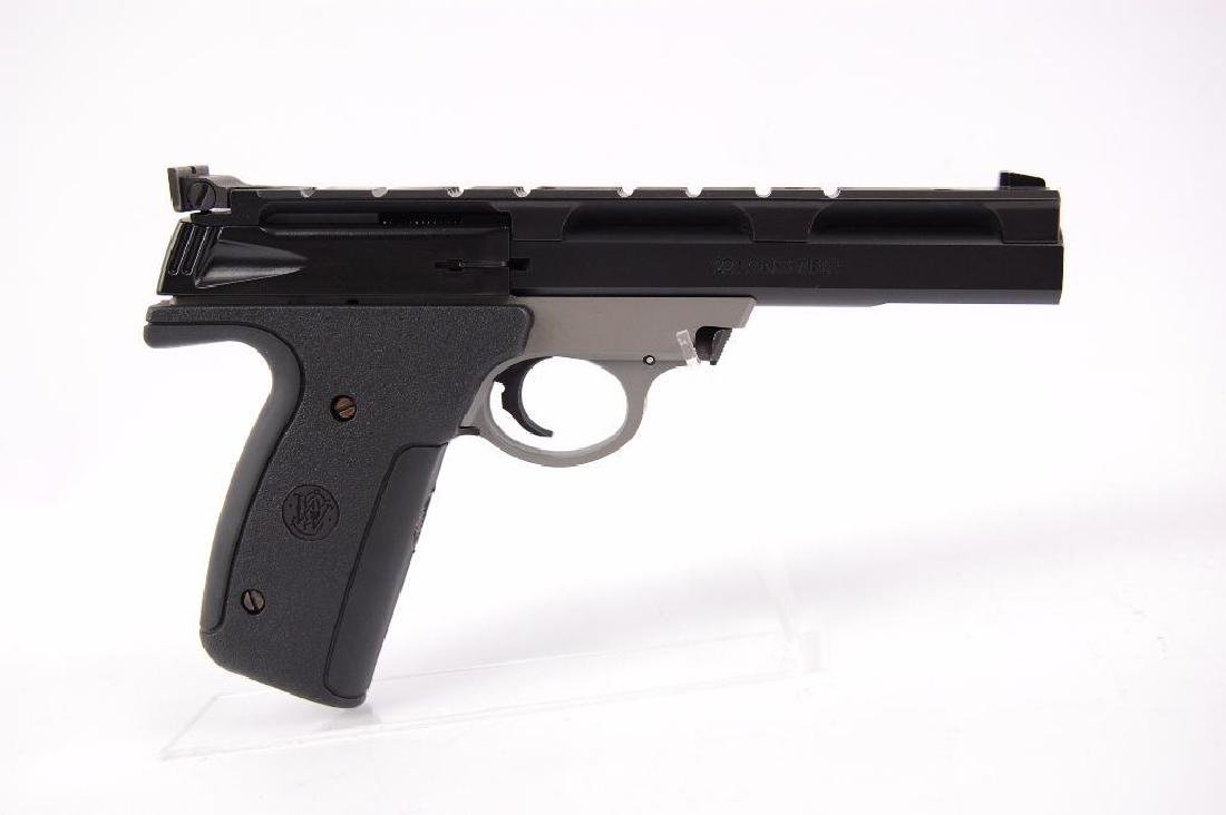 Smith and Wesson Model 22A-1 .22 Long Rifle Semi - 3