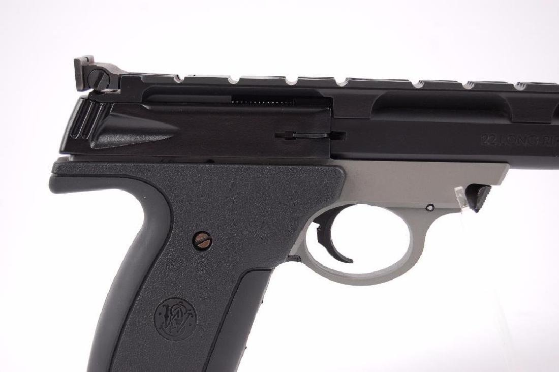 Smith and Wesson Model 22A-1 .22 Long Rifle Semi - 5