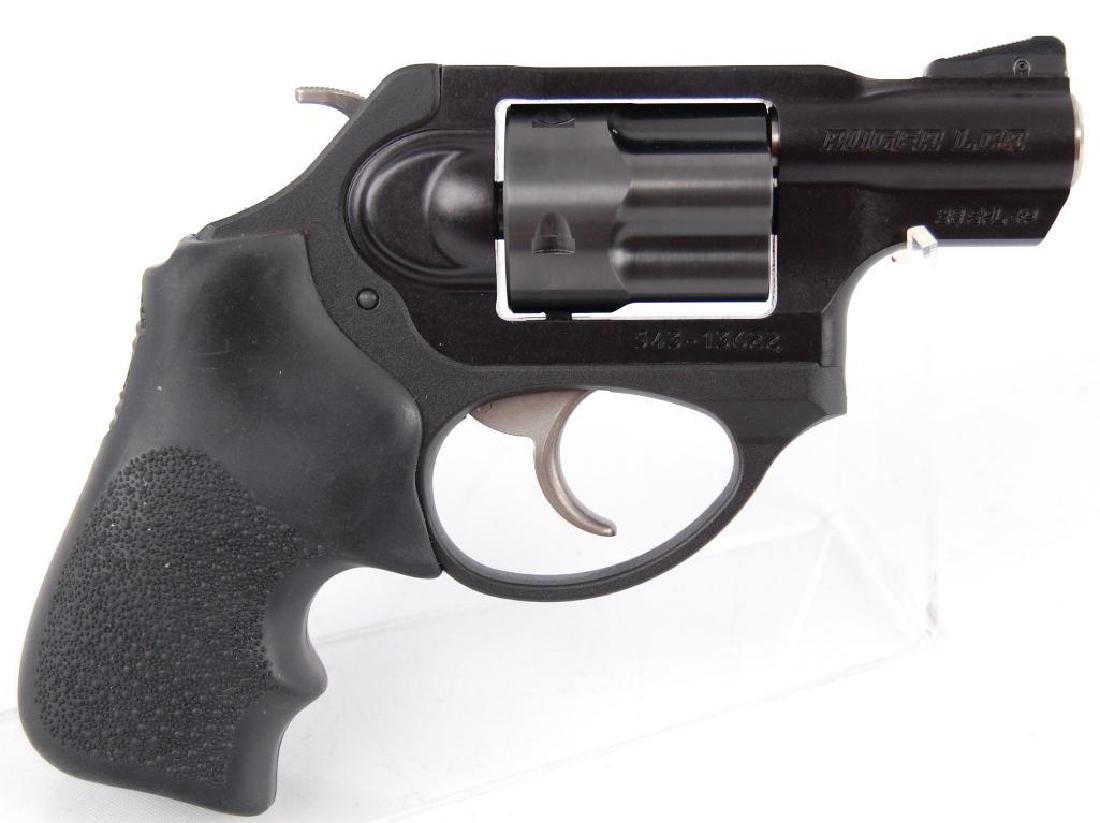 Ruger LCRx .38 Spl+P Cal. 5-Shot Revolver with Original