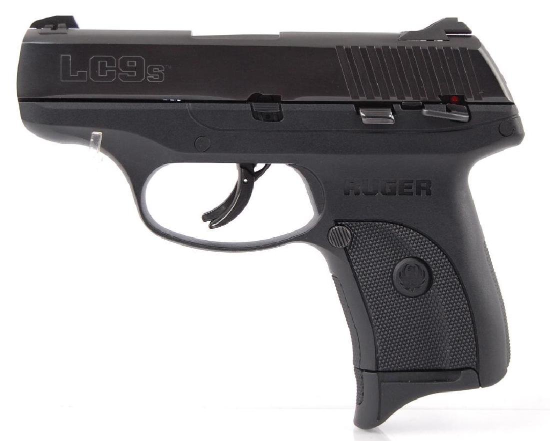 Ruger LC9s 9mm Luger Semi Automatic Pistol with