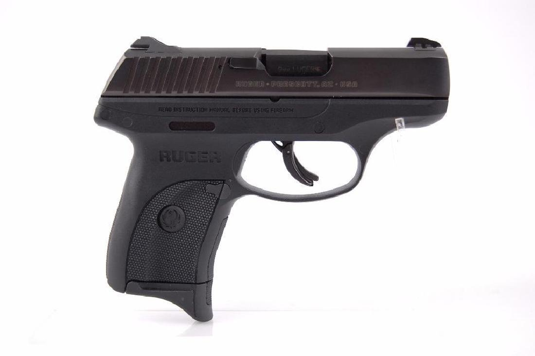 Ruger LC9s 9mm Luger Semi Automatic Pistol with - 4