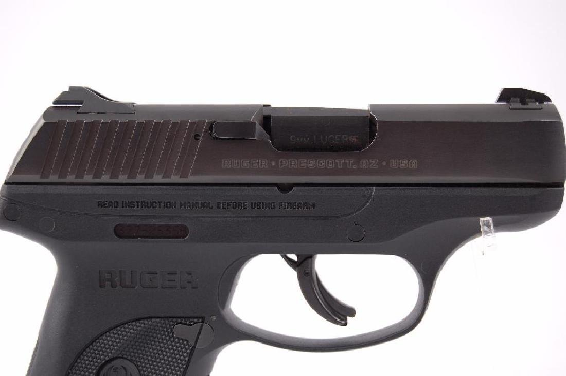 Ruger LC9s 9mm Luger Semi Automatic Pistol with - 5