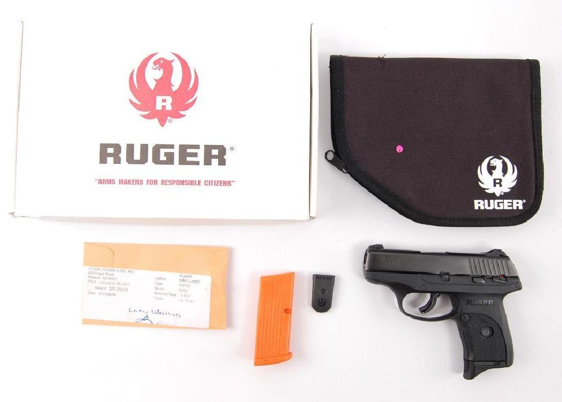 Ruger LC9s 9mm Luger Semi Automatic Pistol with - 6