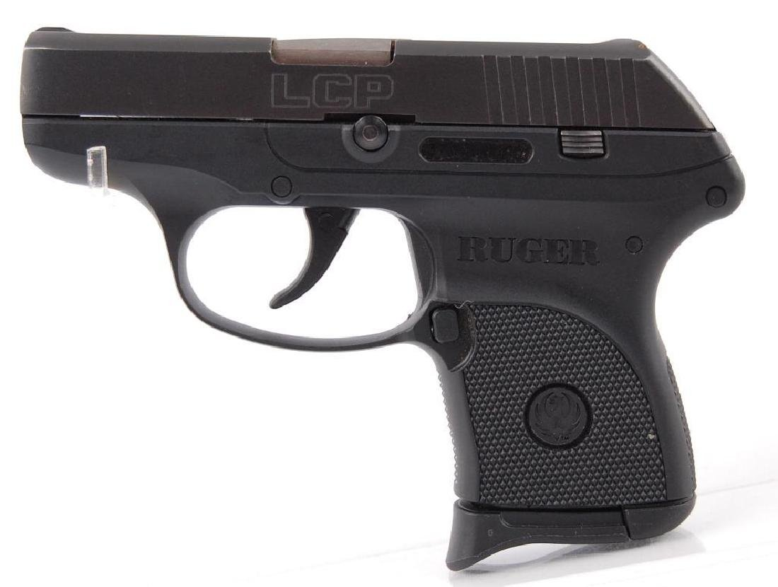 Ruger LCP 380 Auto Semi Automatic Pistol with Original