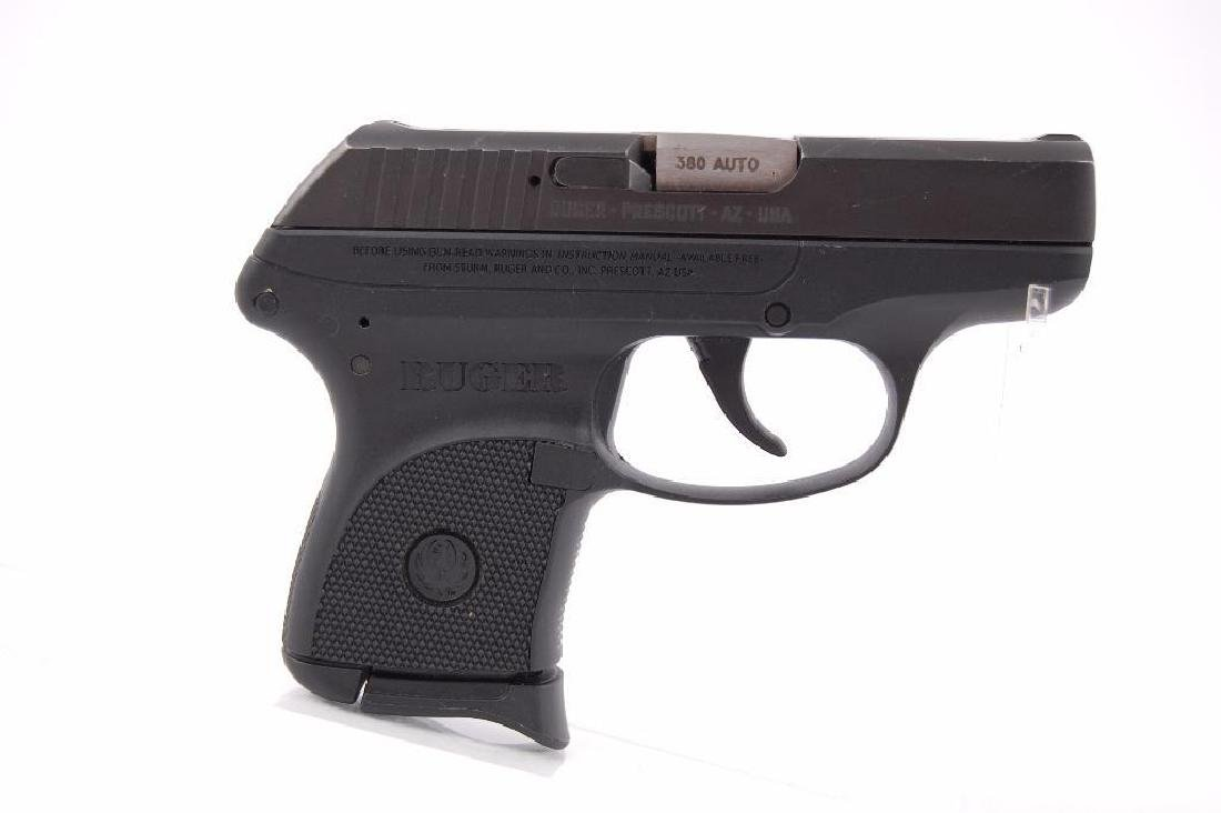Ruger LCP 380 Auto Semi Automatic Pistol with Original - 3
