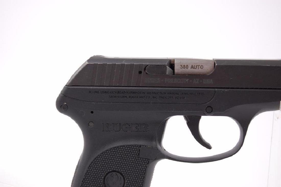 Ruger LCP 380 Auto Semi Automatic Pistol with Original - 4