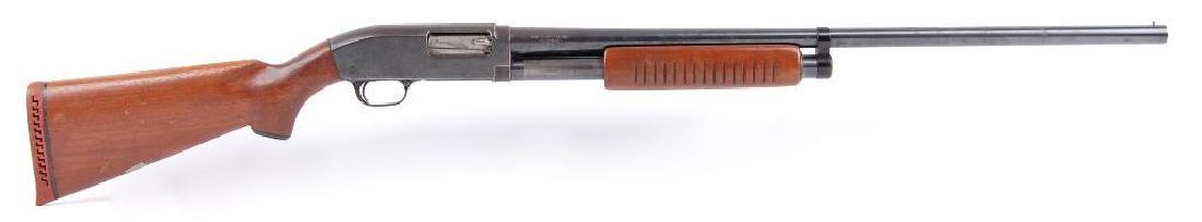 J.C. Higgins Model 20 12GA Pump Action Shotgun