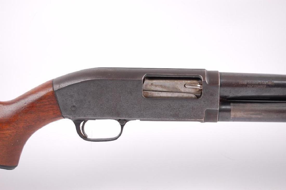 J.C. Higgins Model 20 12GA Pump Action Shotgun - 2