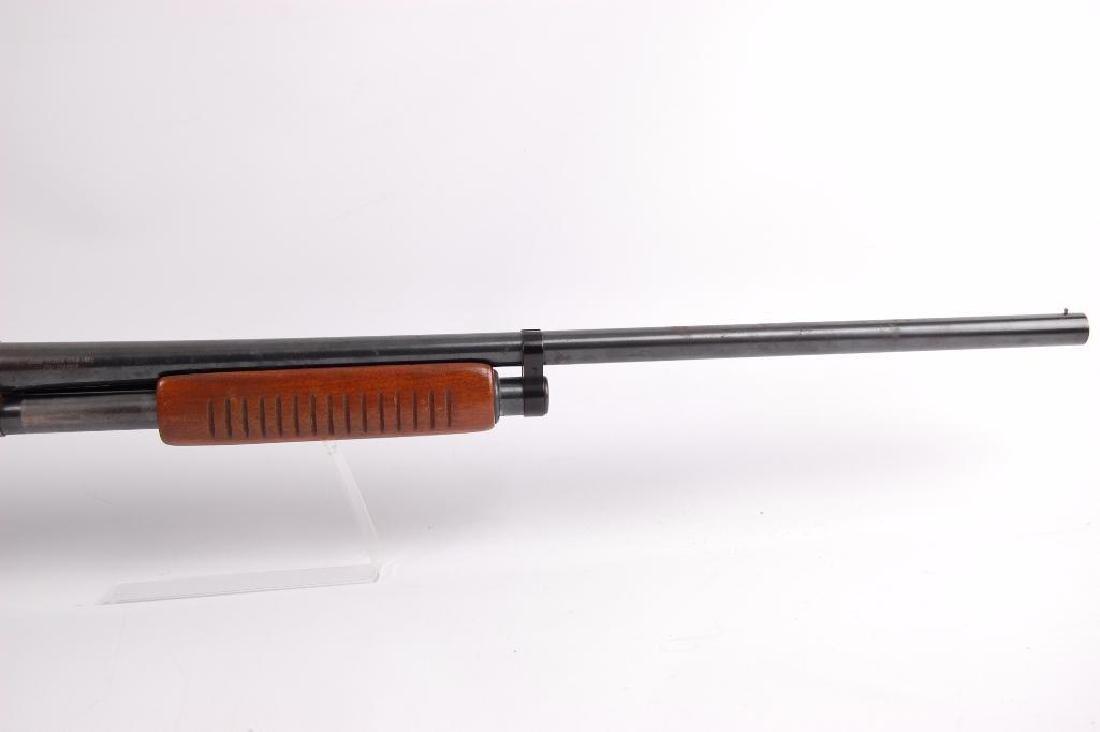 J.C. Higgins Model 20 12GA Pump Action Shotgun - 4