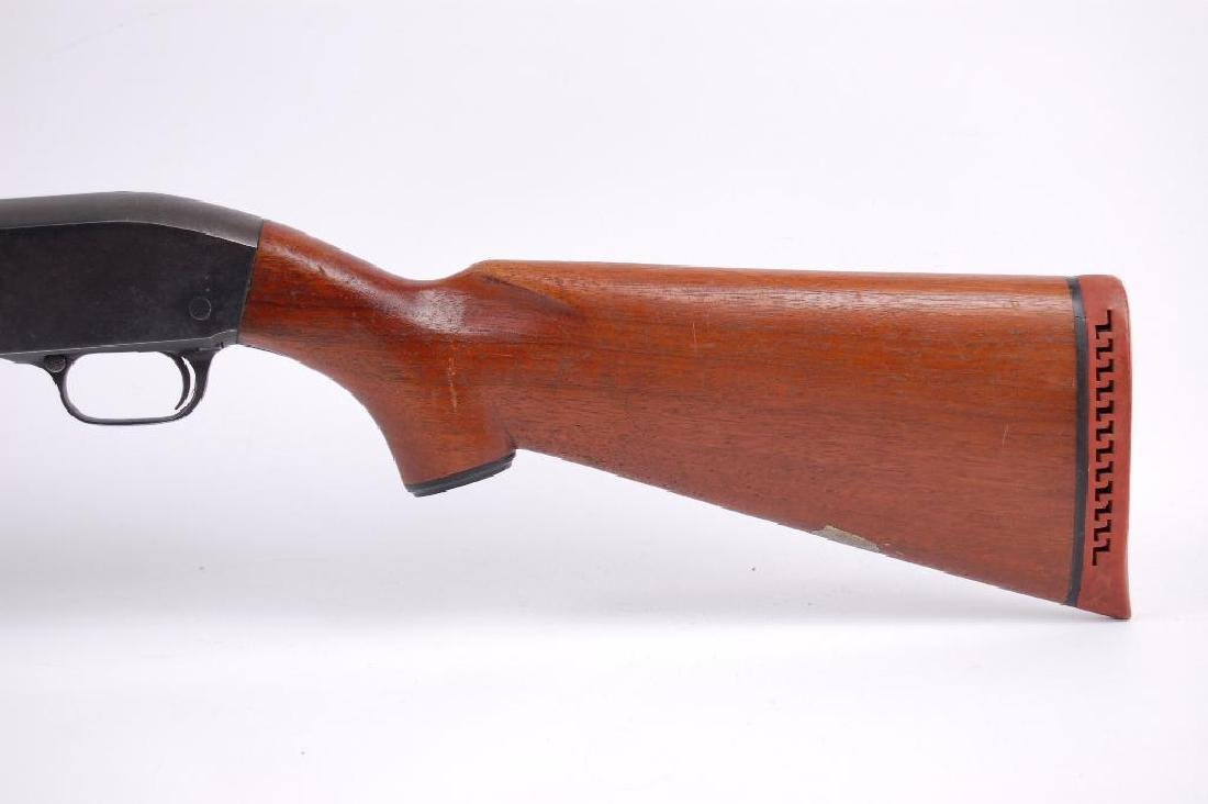 J.C. Higgins Model 20 12GA Pump Action Shotgun - 8