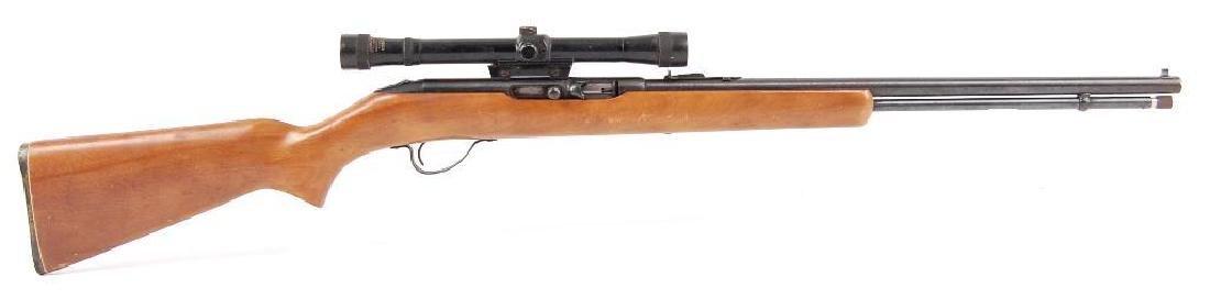 Savage Arms Springfield Model 187N .22 Cal. Semi