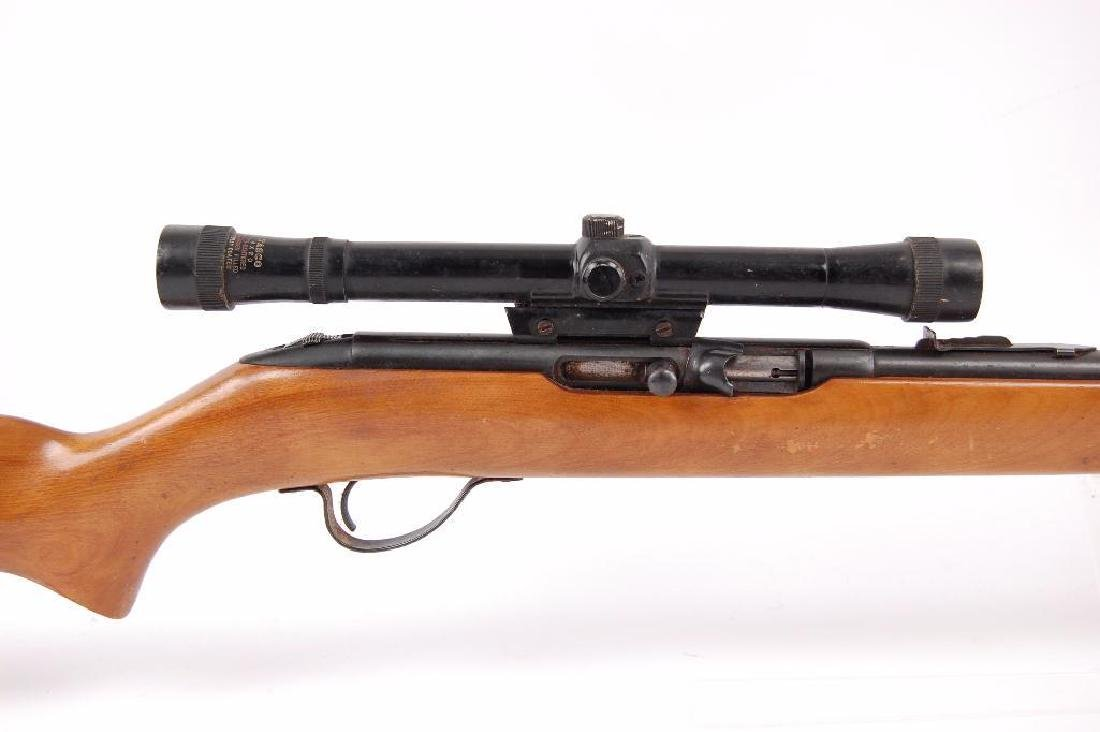 Savage Arms Springfield Model 187N .22 Cal. Semi - 2