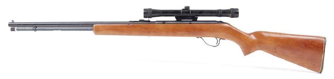 Savage Arms Springfield Model 187N .22 Cal. Semi - 6