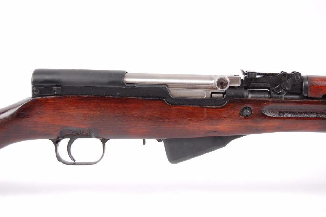 Russian SKS-45 7.62x39 Semi Automatic Rifle with - 2