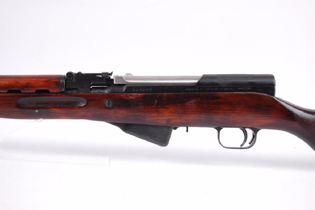 Russian SKS-45 7.62x39 Semi Automatic Rifle with - 7