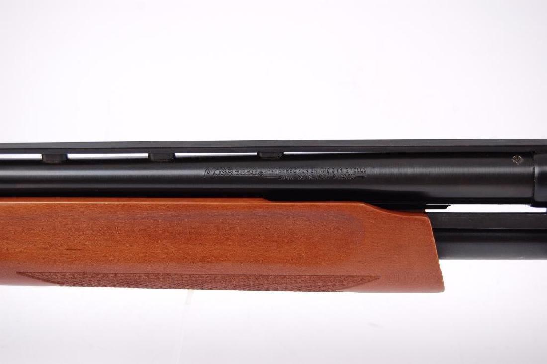 Mossberg Model 500C 20GA Pump Action Shotgun with - 10