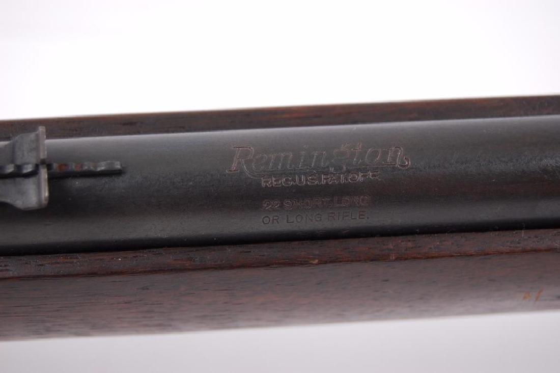 Remington Model 41 .22 Cal. Bolt Rifle - 9