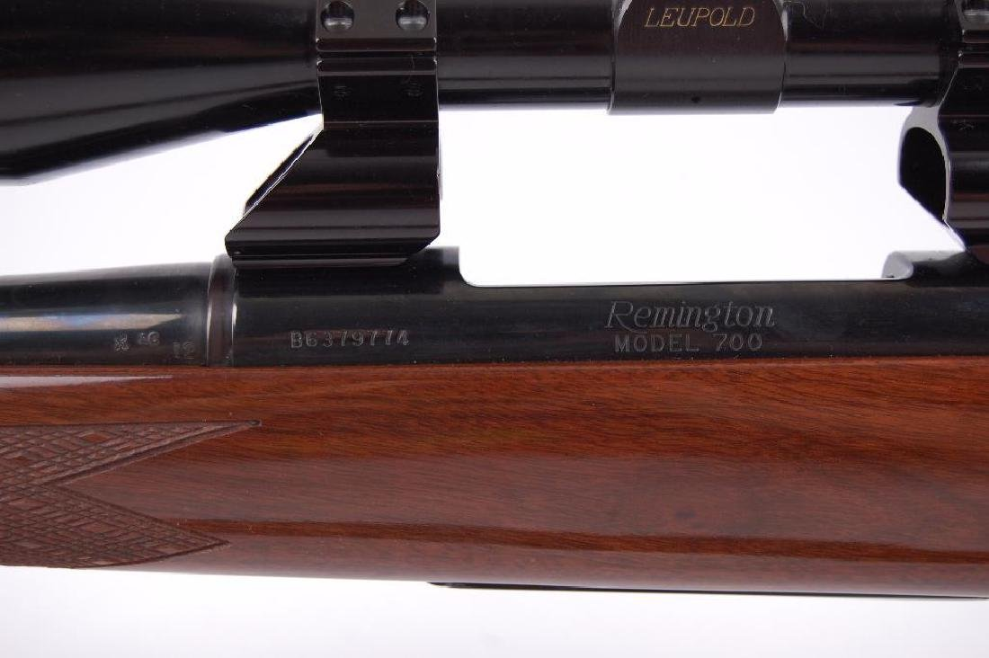 Remington Model 700 30-06 SPRG. Bolt Action Rifle with - 9