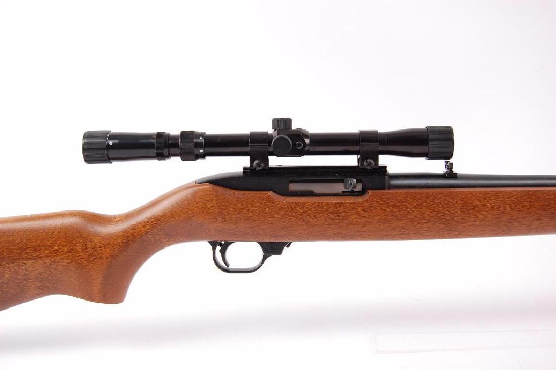 Ruger Model 10/22 .22 LR Semi Automatic Carbine with - 2