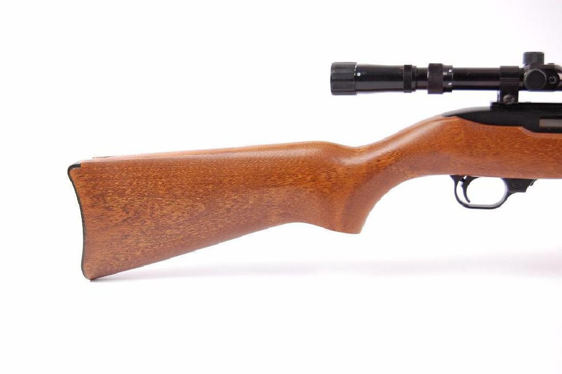Ruger Model 10/22 .22 LR Semi Automatic Carbine with - 3