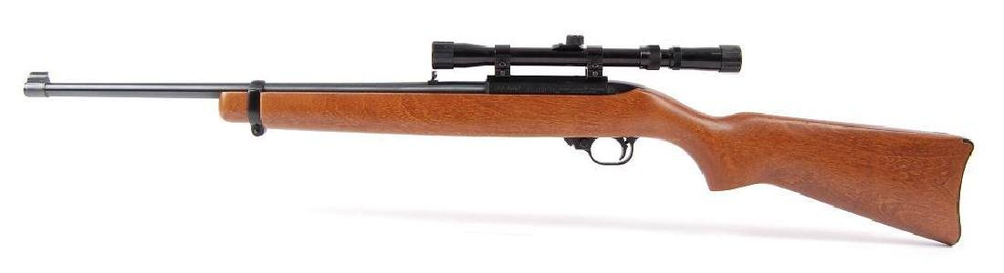Ruger Model 10/22 .22 LR Semi Automatic Carbine with - 5