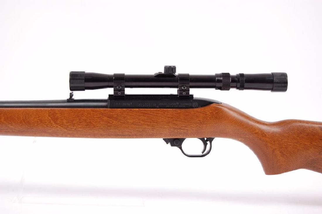 Ruger Model 10/22 .22 LR Semi Automatic Carbine with - 6