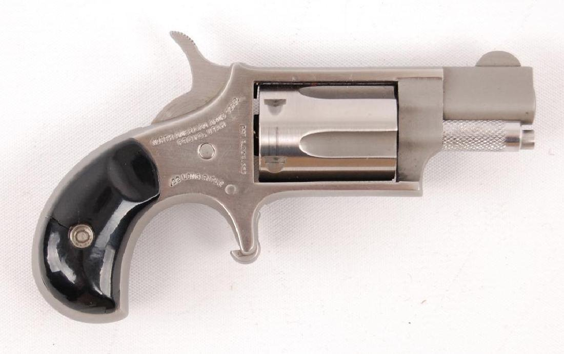 North American Arms Co. .22 Long Rifle Revolver