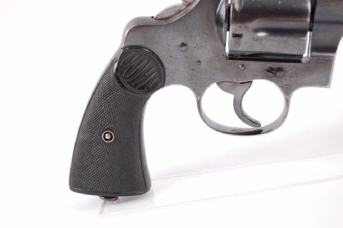 Colt New Service 455 Eley Double Action Revolver with - 4