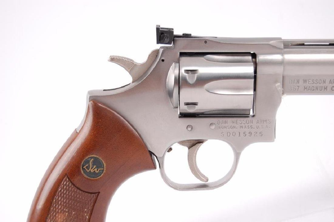 Dan Wesson Arms 357 Magnum CTG. Double Action Revolver - 2