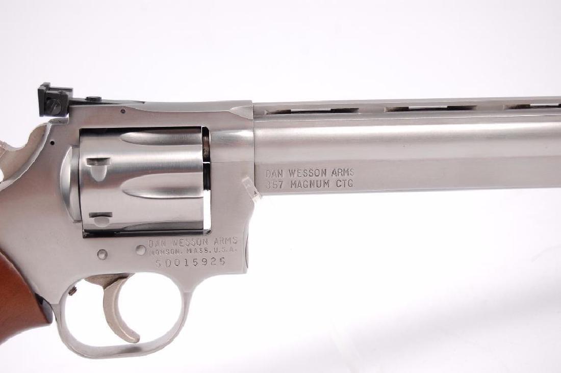 Dan Wesson Arms 357 Magnum CTG. Double Action Revolver - 3