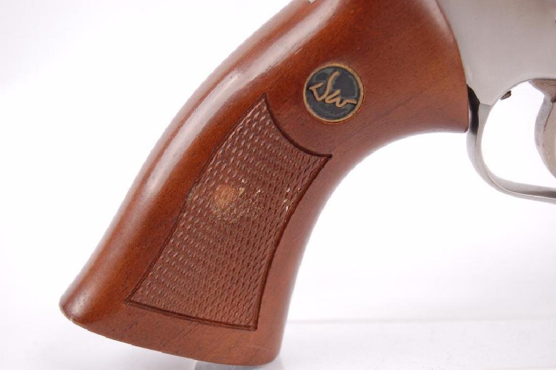 Dan Wesson Arms 357 Magnum CTG. Double Action Revolver - 4