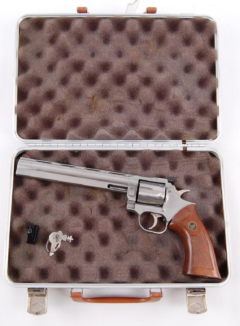 Dan Wesson Arms 357 Magnum CTG. Double Action Revolver - 8