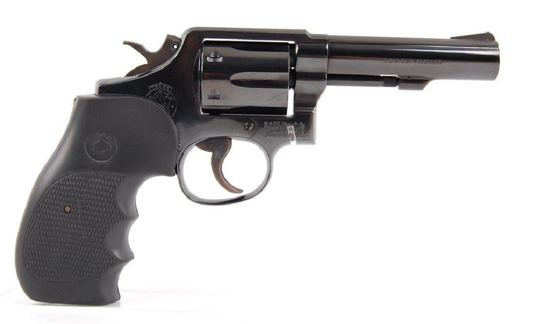 Smith and Wesson Model 13-2 357 Magnum Double Action