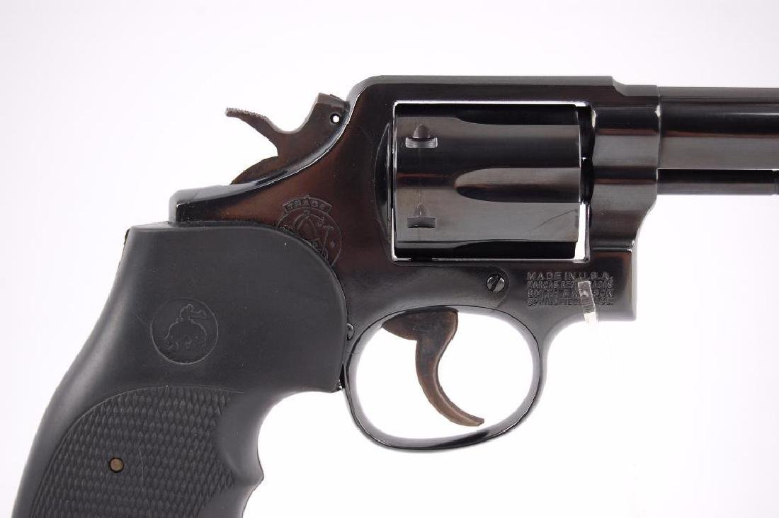 Smith and Wesson Model 13-2 357 Magnum Double Action - 2