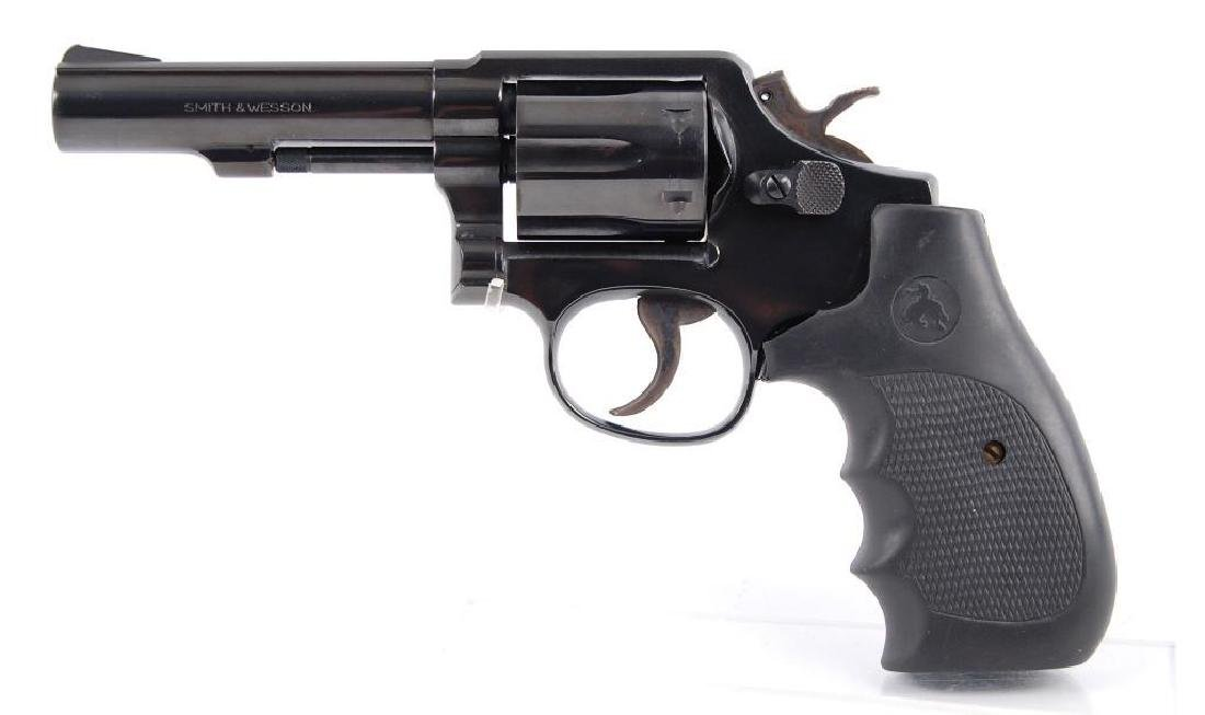 Smith and Wesson Model 13-2 357 Magnum Double Action - 3