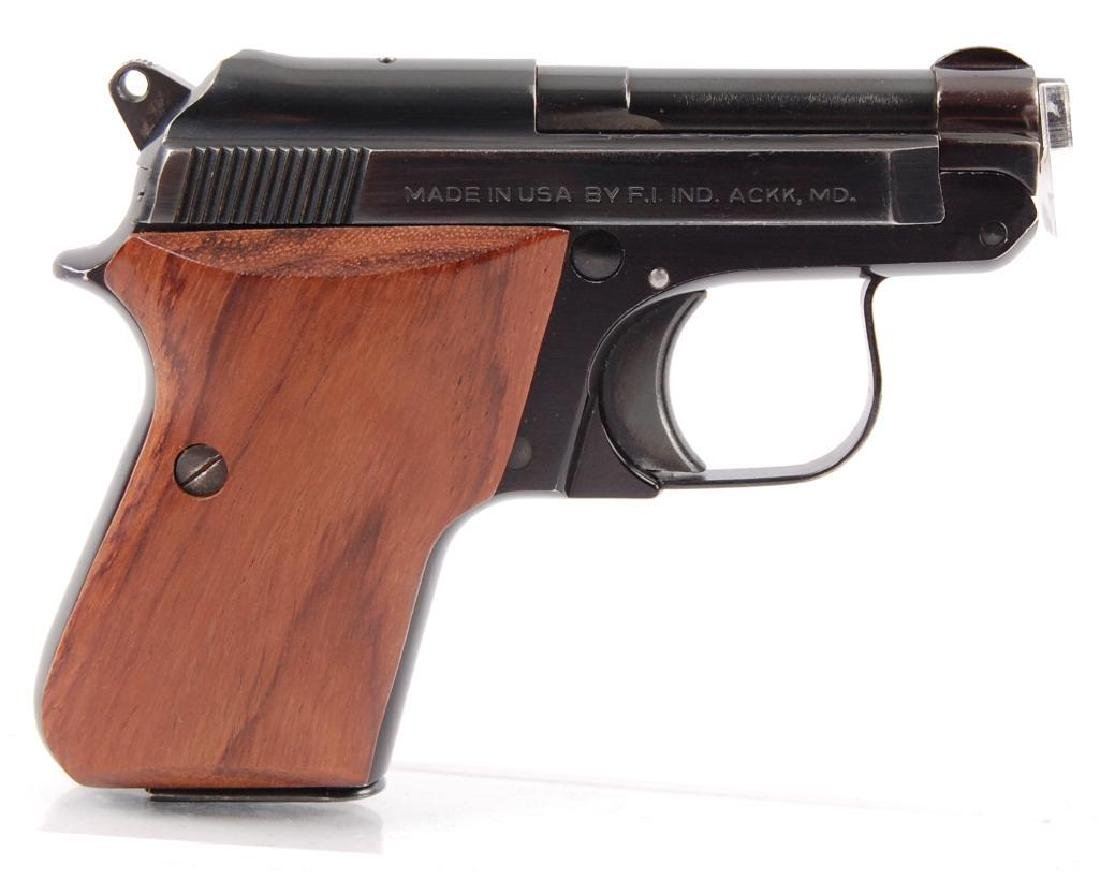 Beretta Model 950 BS .25 Cal. Semi Automatic Pistol