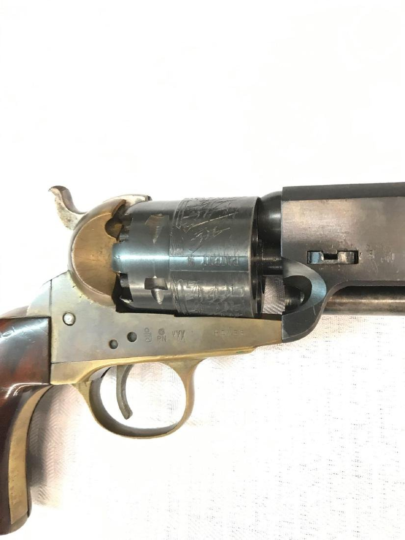 Italian made Cal .44 Navy model Blackpowder revolver - 3
