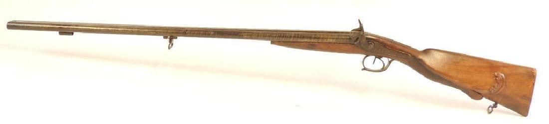 Antique Black Powder Muzzle Load Rifle