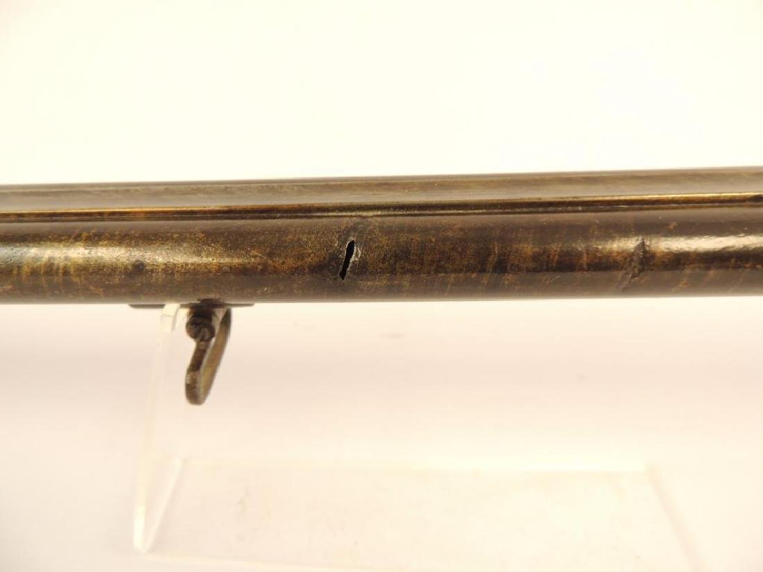Antique Black Powder Muzzle Load Rifle - 5
