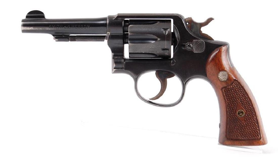 Smith and Wesson 38 S&W Special CTG. Double Action