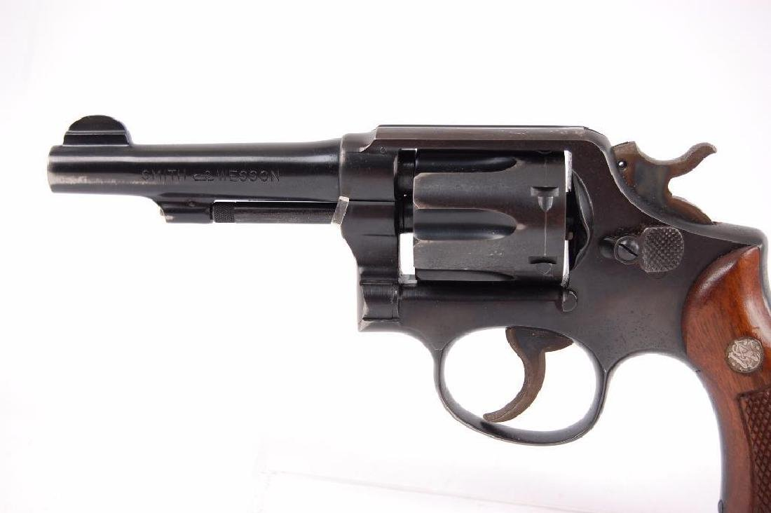 Smith and Wesson 38 S&W Special CTG. Double Action - 2