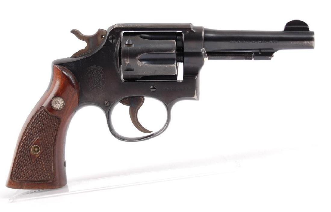 Smith and Wesson 38 S&W Special CTG. Double Action - 3