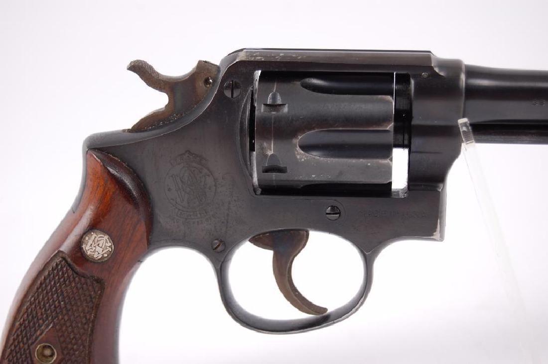 Smith and Wesson 38 S&W Special CTG. Double Action - 4