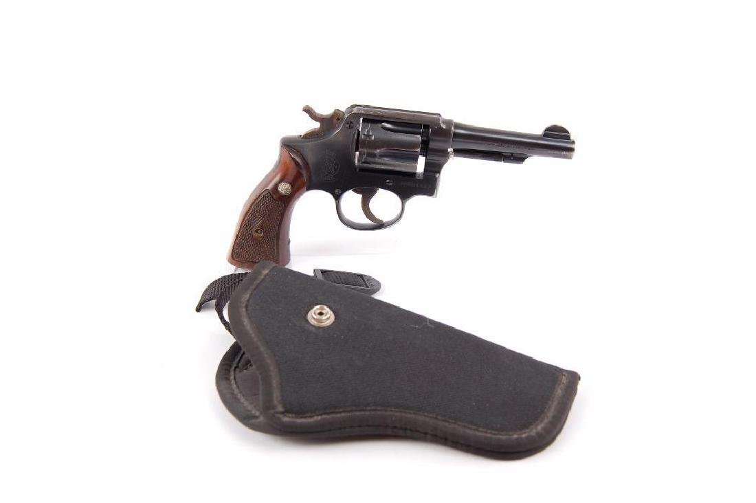 Smith and Wesson 38 S&W Special CTG. Double Action - 6